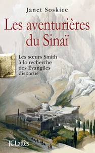 Deedr.fr Les aventurières du Sinaï - Les soeurs Smith à la recherche des Evangiles disparus Image