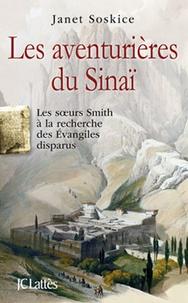 Janet Soskice - Les aventurières du Sinaï.