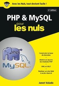 Télécharger des ebooks sur ipod PHP et MYSQL poche pour les nuls par Janet Valade in French