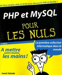 PHP et MYSQL pour les Nuls - Janet Valade | Showmesound.org