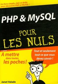 Janet Valade - PHP et MySQL pour les Nuls.