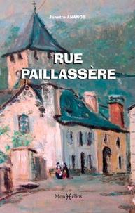Janette Ananos - Rue Paillassère.