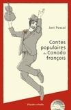 Jani Pascal - Contes populaires du Canada français.