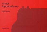 Janik Coat - Rouge hippopotame.