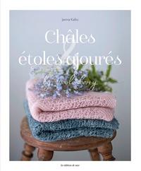 Janina Kallio - Châles & étoles ajourés by woolenberry.