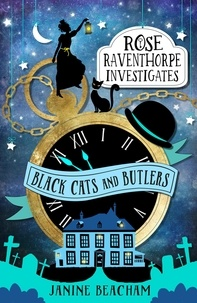 Janine Beacham - Black Cats and Butlers - Book 1.