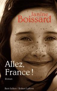 Téléchargez le manuel gratuit Allez, France ! in French par Janine Boissard