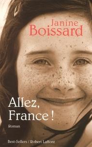 Livres et magazines à télécharger Allez, France ! par Janine Boissard in French