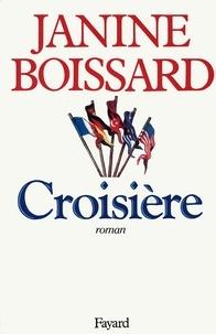Janine Boissard - Croisière.