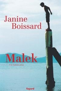 Janine Boissard - Malek.