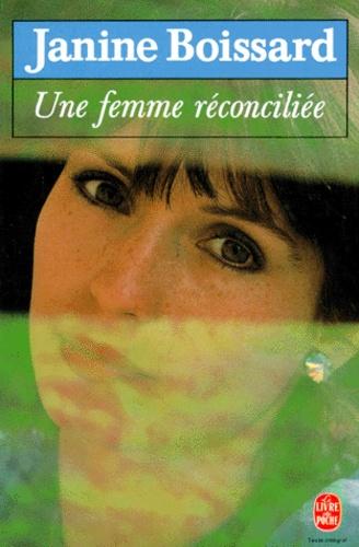 Une Femme réconciliée