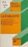 Janine Brémond - La Publicité.