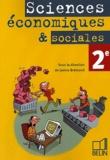 Janine Brémond - Sciences économiques & sociales 2e.