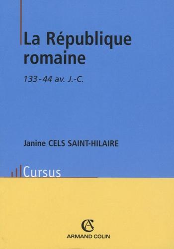 Début De La République Romaine