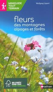 Janine Cyrot - Fleurs des montagnes.