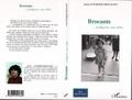 Janine Fourrier - Rue des écoles  : Brocante - ... en Bigorre, vers 1950.