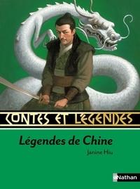 Janine Hiu - Contes et légendes de Chine.
