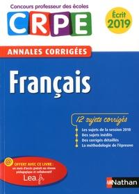 Janine Hiu - Français écrit - Annales corrigées.