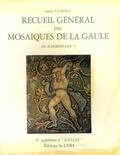 Janine Lancha - Recueil général des mosaïques de la Gaule - Volume 3, Province de Narbonnaise, Tome 2, Vienne.