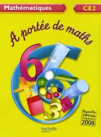 Janine Leclec'h-Lucas et Jean-Claude Lucas - Mathématiques CE2 A portée de maths.