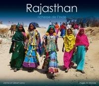 Janine Leroy - Rajasthan - Richesse de l'Inde.