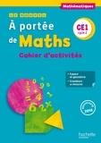 Janine Lucas et Jean-Claude Lucas - Mathématiques CE1 cycle 2 Le nouvel A portée de Maths - Cahier d'activités.