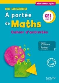 Mathématiques CE1 cycle 2 Le nouvel A portée de Maths - Cahier dactivités.pdf