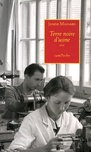 Janine Massard - Terre noire d'usine - Paysan ouvrier dans le Nord vaudois au XXe siècle.