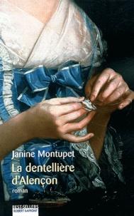 Janine Montupet - La dentellière d'Alençon.