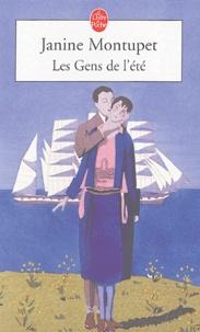 Janine Montupet - Les Gens de l'été.