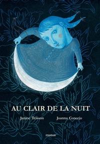 Janine Teisson - Au clair de la nuit.