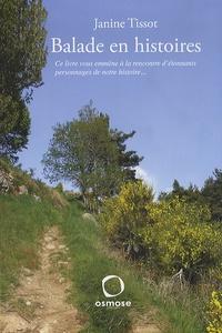 Janine Tissot - Balade en histoires.