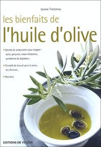 Janine Trotereau - Les bienfaits de l'huile d'olive.