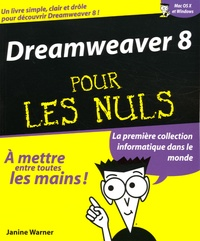 Dreamweaver 8 pour les Nuls - Janine Warner  