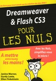 Janine Warner et Gurdy Leete - Dreamweaver et Flash CS3.
