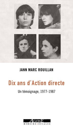 Dix ans d'Action directe - 9782748903690 - 16,99 €