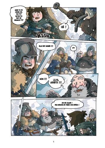Voro Tome 4 L'Armée de la Pierre de Feu. Première partie