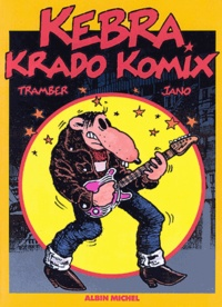Jano et  Tramber - Kébra krado komix.