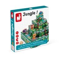 JANOD - JURATOYS - Jeu de parcours - Jungle!