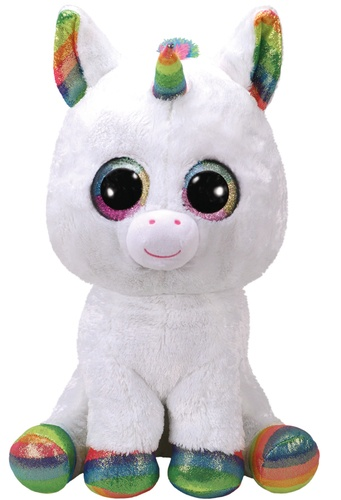 peluche beanie boos pixy la licorne 42 cm ty janod juratoys decitre 0008421368594. Black Bedroom Furniture Sets. Home Design Ideas
