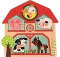 JANOD - JURATOYS - Puzzle musical - Les copains de la ferme