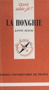 Janos Szavai et Paul Angoulvent - La Hongrie.