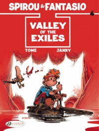 Rhonealpesinfo.fr An Adventure of Spirou and Fantasio Tome 4 Image