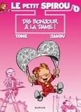 Janry et  Tome - Le Petit Spirou Tome 1 : Dis bonjour à la dame.