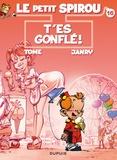 Janry et  Tome - Le Petit Spirou Tome 16 : T'es gonflé ! - Avec Un best of de 8 gags en 3D !.