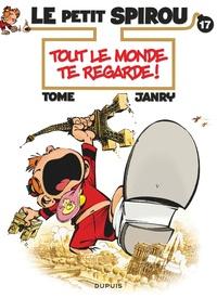 Janry et  Tome - Le Petit Spirou Tome 17 : Tout le monde te regarde !.