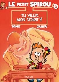 Janry et  Tome - Le Petit Spirou Tome 2 : Tu veux mon doigt ?.