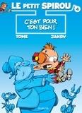 Janry et  Tome - Le Petit Spirou Tome 4 : C'est pour ton bien !.