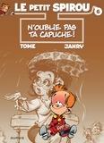 Janry et  Tome - Le Petit Spirou Tome 6 : N'oublie pas ta capuche !.