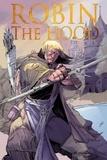 Janssens,Ken et  Rivera,Luis - Robin the Hood:Graphic Novel.